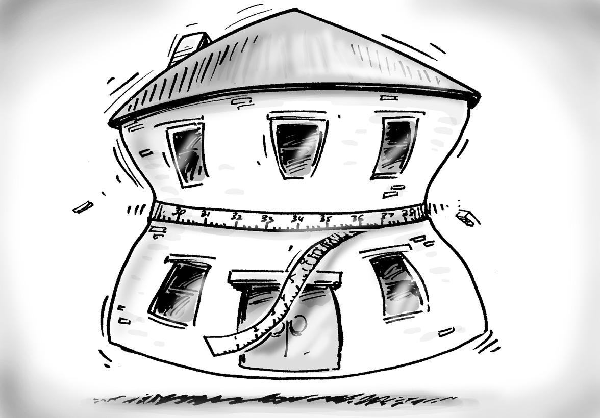 Expanding houses in Australia