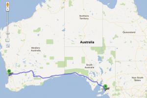 Adelaide-Perth
