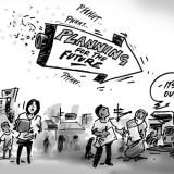 Cutting the cenus