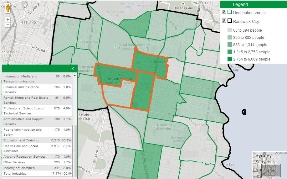 Employment locations - Randwick City - economy.id 2014-09-12 14-22-16