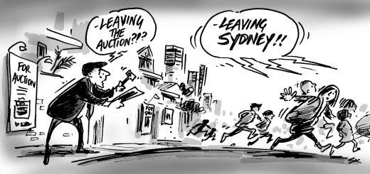 Sydney population housing