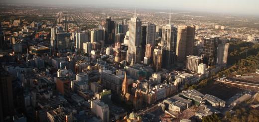 Melbourne-CBD-population-density