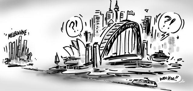 Population-Melbourne-vs-Sydney