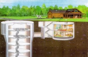 New York silo home