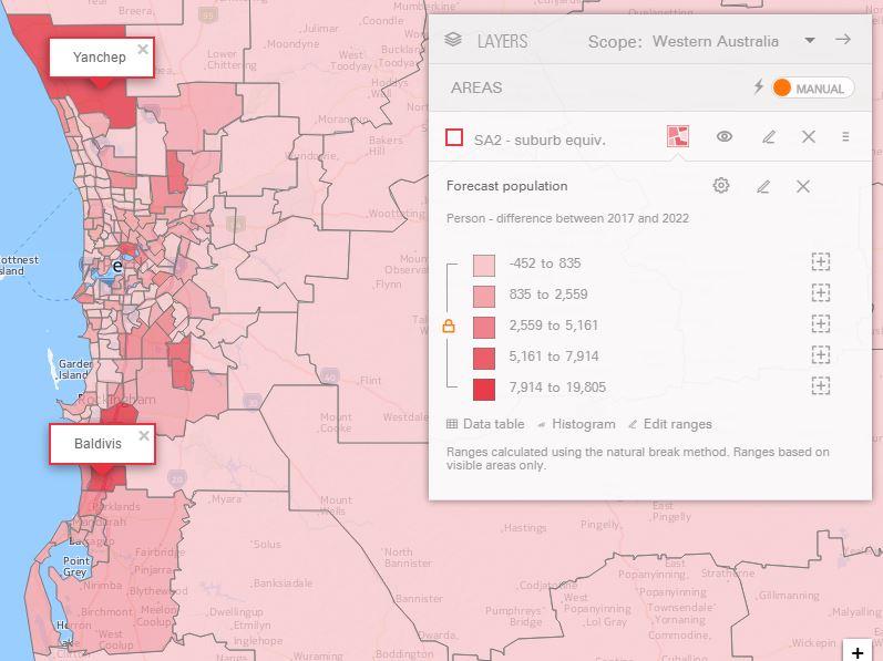 Yanchep-suburb_17_22_pop_change-map