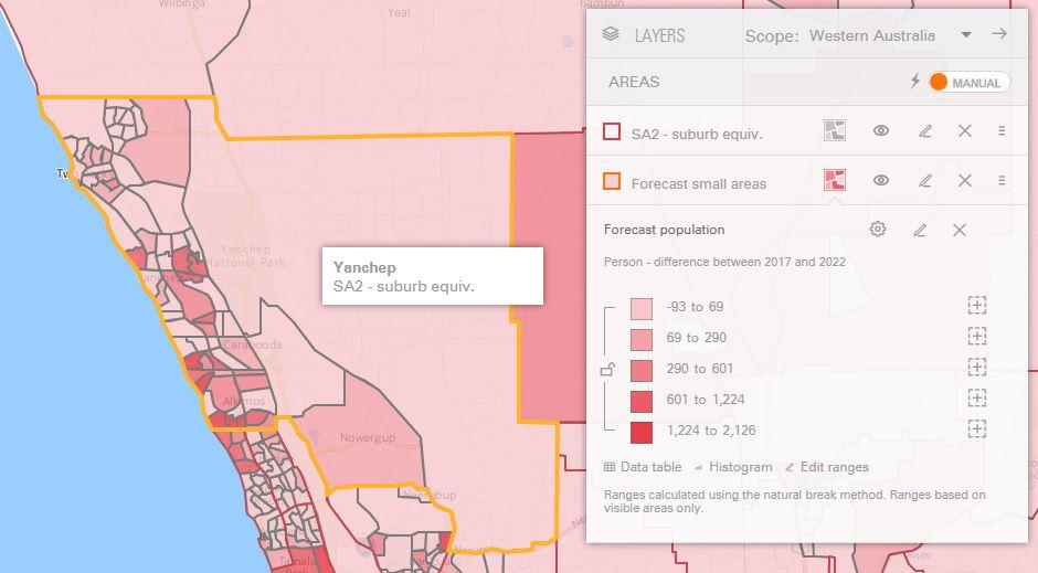 SAFi_in_Yanchep_17_22_pop_change-map
