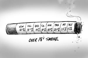 Smoking state