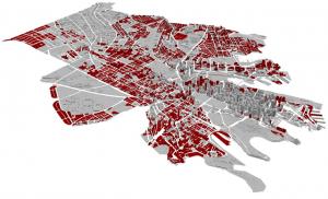 city of sydney boundary map