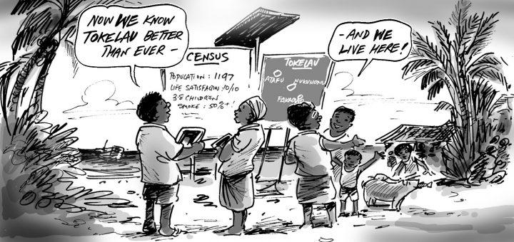 Tokelau census pic