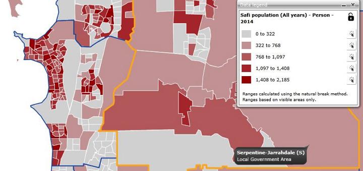 Population growth in Western Australia |  id blog