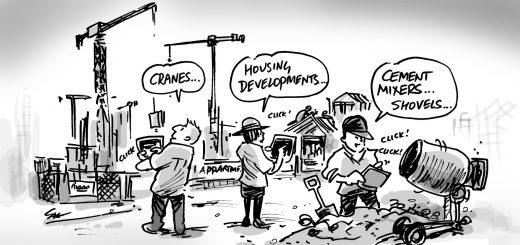 Population forecasting development