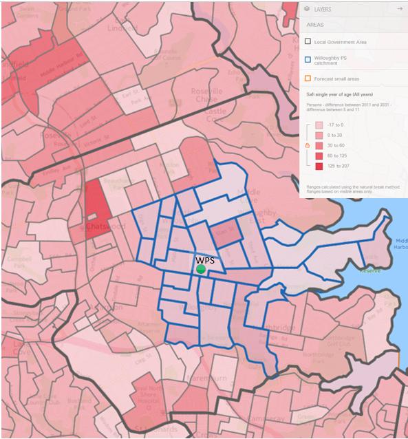 WPS Map