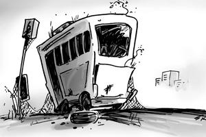 end of public transport
