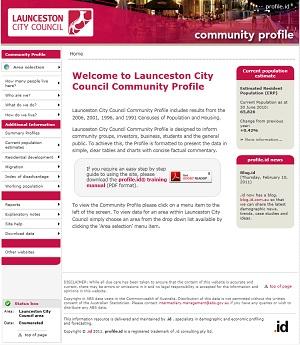 launceston-community-profile