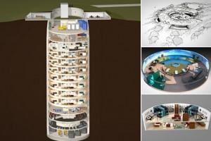 missile silo home