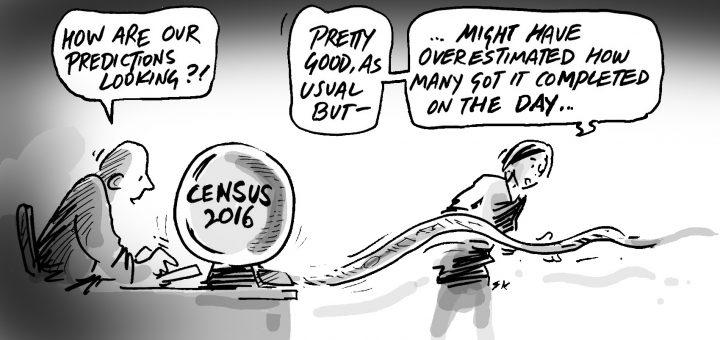 Census data predictions 2016